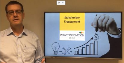 Engaging stakeholders in innovation