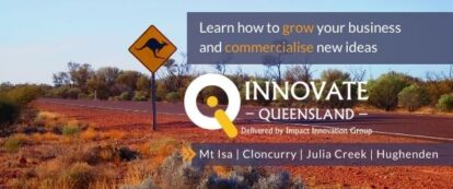 Outback Innovators Gain From Free In-Person Workshops and Mentoring