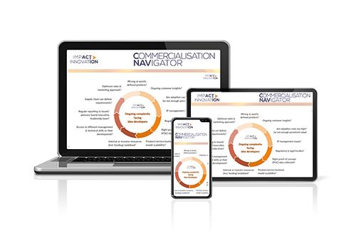 Commercialisation Navigator