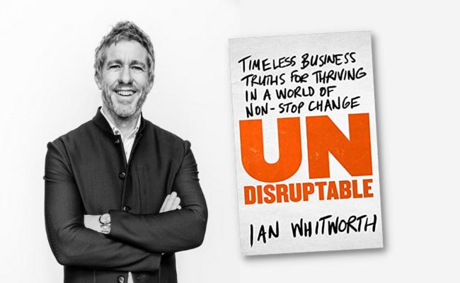 Ian Whitworth Undisruptable