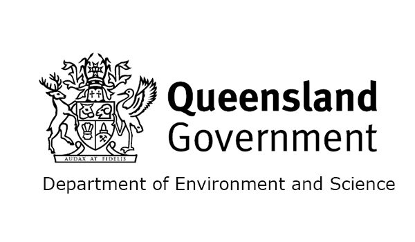 Dept Environment And Science Logo