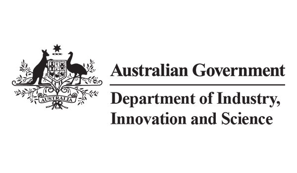 Aust Dept Industry Innovation And Science Logo