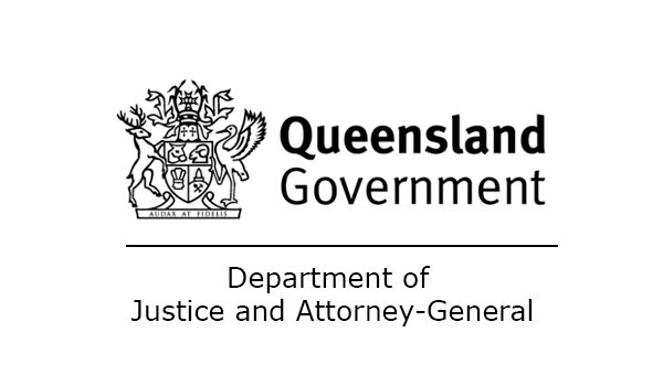 Dept Justice And Attorney General Logo