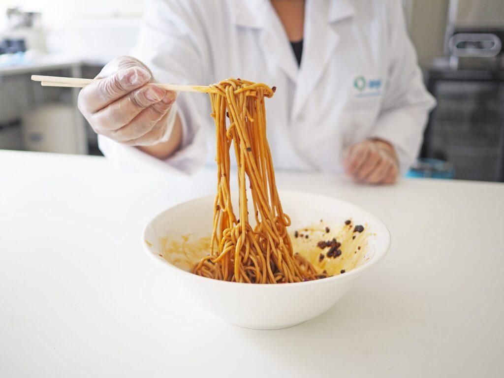 Australian oat noodles